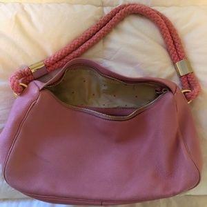 Kate Spade Pink Leather Should Bag